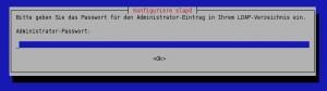 Evaluationssystem: Einrichtung und Konfiguration von openLDAP